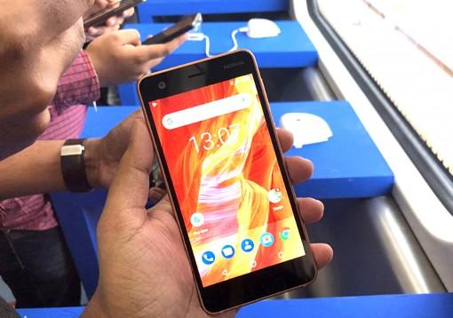 HMD ra mắt Nokia 2 giá rẻ