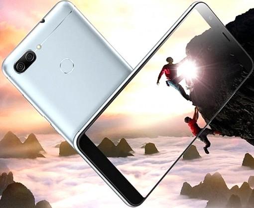 Asus ra mắt Zenfone Max Plus (M1) với màn hình vô cực
