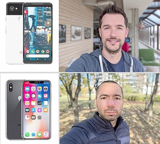 Tốp 8 điện thoại chụp ảnh tự sướng xuất sắc nhất năm 2017