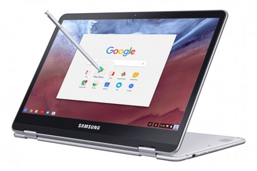 Chromebook mới của Samsung trang bị camera 13 Megapixel