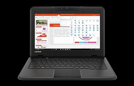 Microsoft trình làng loạt laptop giá rẻ mới cho trường học
