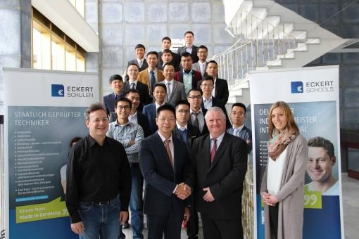 [QC] VinFast thành lập trung tâm đào tạo kỹ thuật viên cơ khí, cơ điện tử