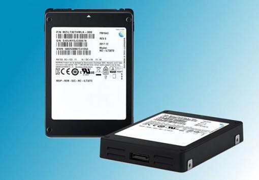 Samsung ra mắt ổ đĩa SSD 30,72TB lớn nhất thế giới