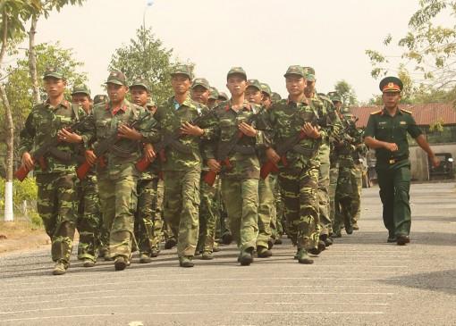 Lực lượng vũ trang sẵn sàng huấn luyện