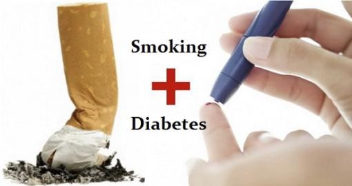 Hút thuốc lá có nguy cơ cao mắc bệnh tiểu đường