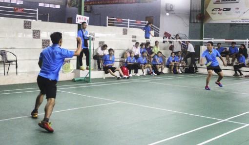 Giải cầu lông hưởng ứng Ngày thế giới phòng, chống lao 24-3