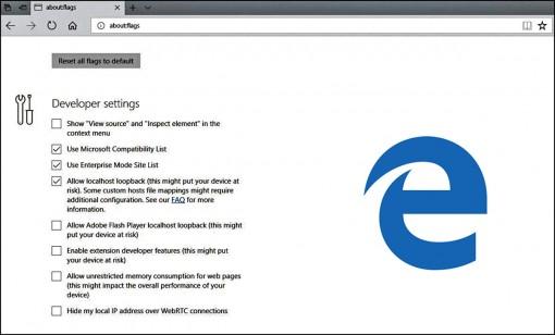 Tăng tốc trình duyệt web Microsoft Edge với 5 thiết lập bí mật