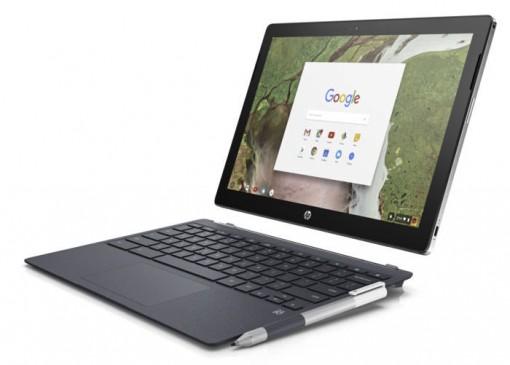 HP công bố máy tính Chromebook 2-trong-1 đầu tiên trên thế giới