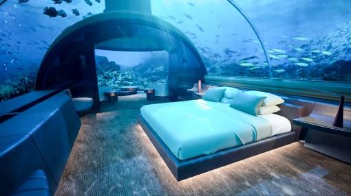 Khách sạn dưới biển