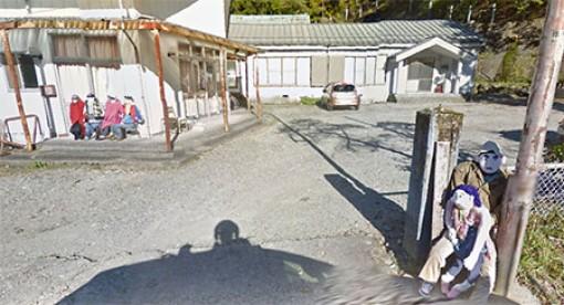 Ngôi làng búp bê trên đảo Nagoro, Nhật Bản
