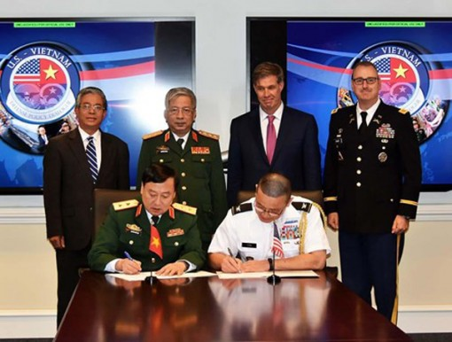 Đối ngoại quốc phòng Việt Nam, kế sách bảo vệ Tổ quốc từ sớm, từ xa bằng biện pháp hòa bình
