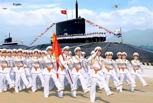 Phát huy truyền thống Hải quân nhân dân Việt Nam anh hùng