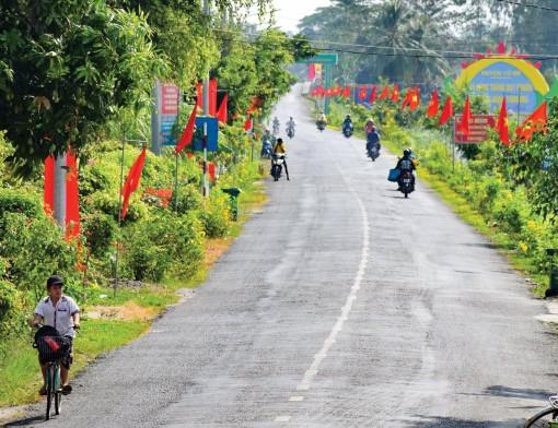 Phát triển thực chất, bền vững nông thôn mới