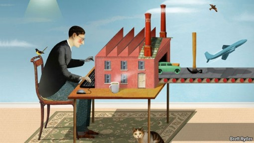 Công nghệ in 3D bắt đầu phát huy sức mạnh