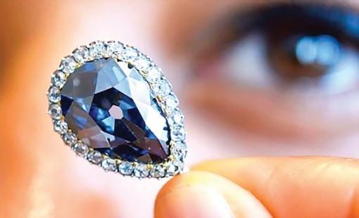 6,7 triệu USD cho viên kim cương 300 năm tuổi