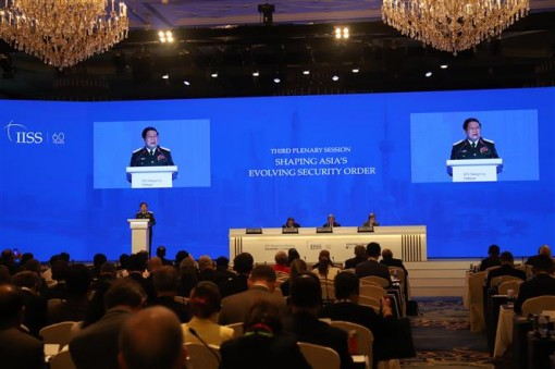 Observance of int'l laws fundamental to security, peace: Defence Minister