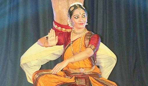 Độc đáo vũ điệu Bharatnatyam