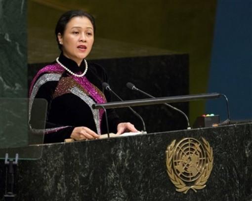 Việt Nam cam kết thực hiện UNCLOS, bảo tồn và phát triển bền vững biển, đại dương