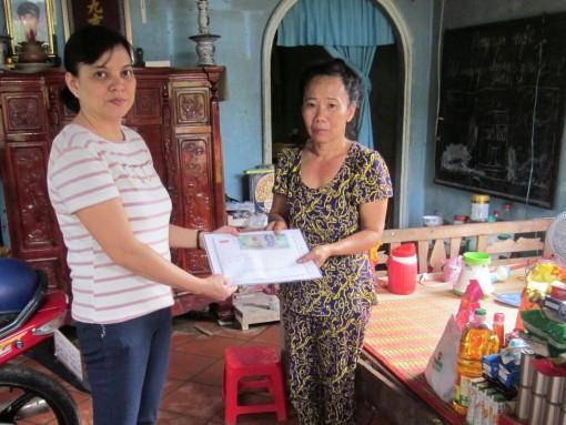 Nhóm từ thiện bạn bè hỗ trợ 2 hoàn cảnh bệnh tật, khó khăn