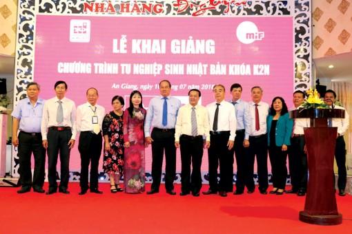 Ra mắt Công ty cổ phần Đầu tư tài chính và Truyền thông Quốc tế (MIF)