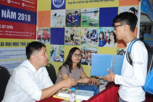 Trường Đại học Trà Vinh: Điểm sàn xét tuyển đại học chính quy 2018 từ 14 đến 18 điểm