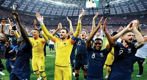 ចំណាប់អារម្មណ៍ WORLD CUP ២០១៨
