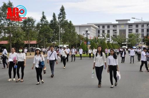 Từ ngày 3-8 đến 5-8: Trường Đại học An Giang xét tuyển đại học, cao đẳng năm 2018