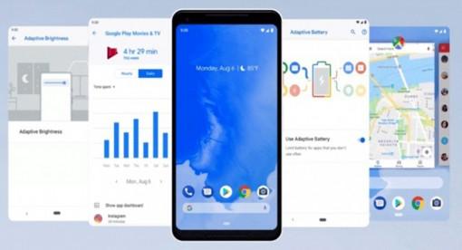 """Android 9 Pie tăng cường """"trí tuệ"""" cho điện thoại thông minh"""
