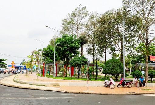 Xây dựng đô thị Ô Môn xanh-sạch-đẹp