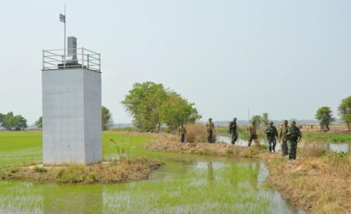 Bộ đội Biên phòng Đồng Tháp: Góp phần bảo vệ vững chắc an ninh biên giới quốc gia