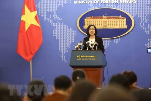 Vietnam demands Taiwan end live-fire drills on Ba Binh Island