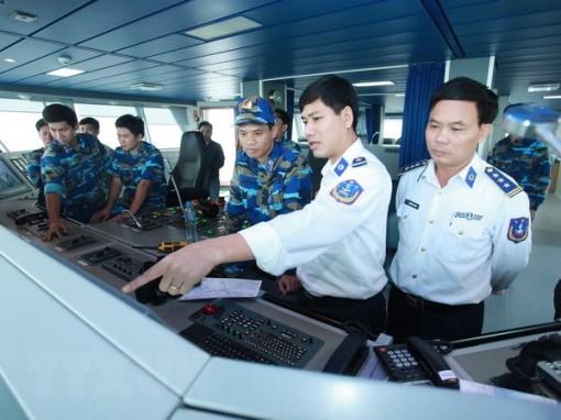 Nâng cao năng lực thực thi pháp luật trên biển của Cảnh sát biển Việt Nam trong giai đoạn hiện nay