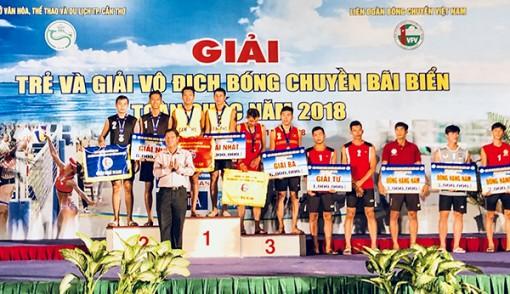 Đội nam Cần Thơ lần đầu tiên giành HCV