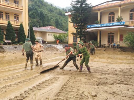 Xây dựng lực lượng công an nhân dân trong sạch, vững mạnh theo tinh thần Nghị quyết Hội nghị Trung ương 4 khóa XII