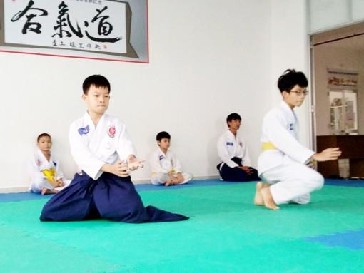 Aikido Cần Thơ nỗ lực phát triển phong trào