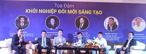 Hội doanh nhân trẻ Việt Nam đồng hành cùng startup khởi nghiệp