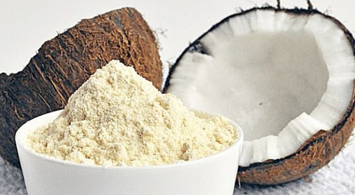 Những lợi ích sức khỏe của bột dừa