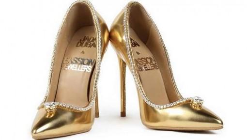 Đôi giày đắt tiền nhất thế giới!