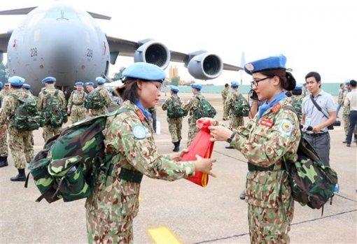 Tham gia tích cực và hiệu quả vào hoạt động gìn giữ hòa bình Liên hợp quốc, Việt Nam đóng góp vào sứ mệnh chung kiến tạo hòa bình
