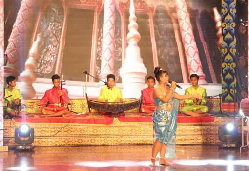 Liên hoan Dân ca Khmer khu vực Đồng bằng sông Cửu Long