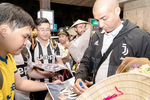 Juventus đến Việt Nam và công cuộc đào tạo trẻ
