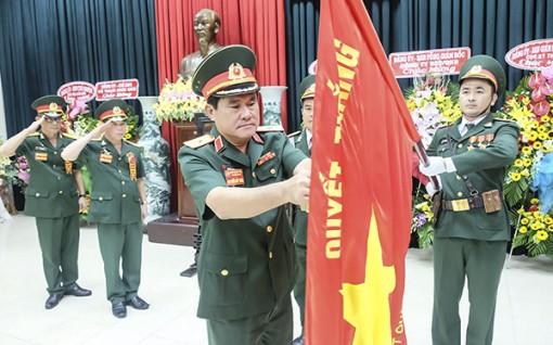 Cục Kỹ thuật Quân khu 9 đón nhận Huân chương Bảo vệ Tổ quốc hạng Nhất