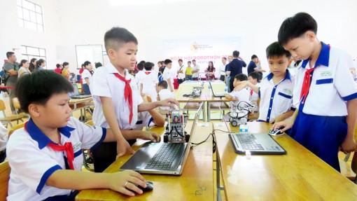 Tăng cường đổi mới giáo dục bậc tiểu học