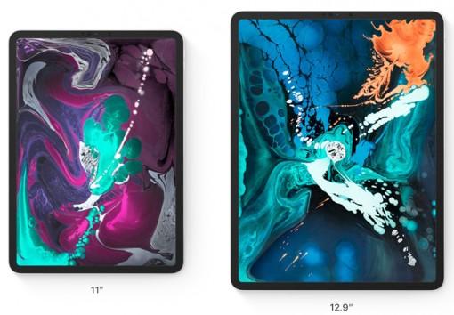Apple ra mắt máy tính bảng iPad Pro (2018)