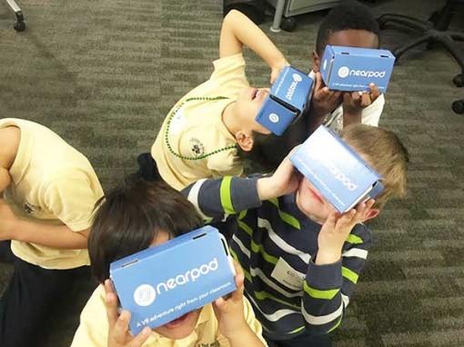 Công nghệ thực tế ảo có thể cách mạng hóa giáo dục?
