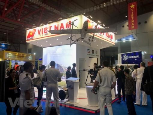 Việt Nam cho thấy sự phát triển đáng tự hào về công nghiệp quốc phòng