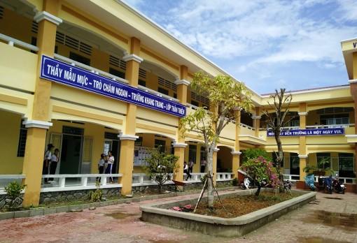 Thới Lai xây dựng trường đạt chuẩn quốc gia