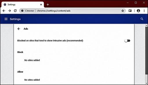 """Chrome 71 sẽ """"xử lý"""" các trang web có quảng cáo """"lạm dụng"""""""