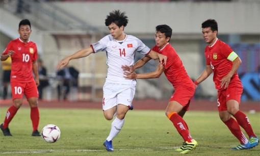 Việt Nam thắng dễ Lào 3-0