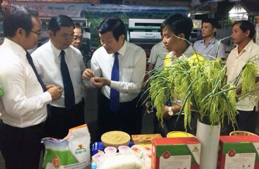 Logo thương hiệu gạo Việt Nam được công bố vào tháng 12